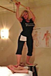 Ashiatsu Deep Tissue Massage at Spa Alexis Massage & Bodywork