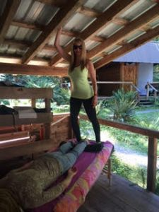 spa alexis bellevue massage and galmpers at Camp River Ranch